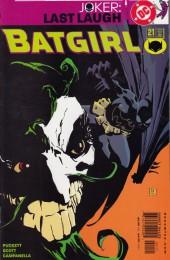 Batgirl (DC comics - 2000) -21- Joker: Last laugh