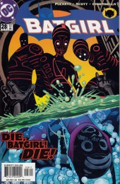 Batgirl (DC comics - 2000) -28- Die, batgirl! Die!