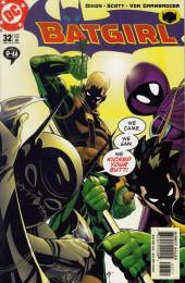 Batgirl (DC comics - 2000) -32- Morituri