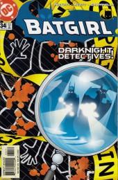Batgirl (DC comics - 2000) -34- Lesson one
