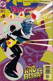 Batgirl (DC comics - 2000) -35- Blank slate