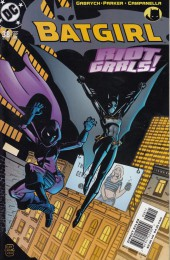 Batgirl (DC comics - 2000) -38- Testline