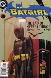 Batgirl (DC comics - 2000) -49- Down Among the Dead Men