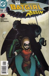 Batgirl (DC comics - 2000) -53- Sisterhood