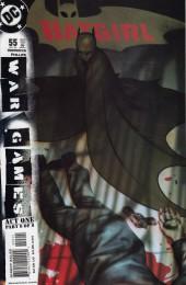 Batgirl (DC comics - 2000) -55- War Games, Act 1, Part 6 of 8: Total War