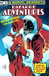 Bizarre Adventures (1981) -34- Son of santa!