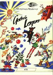 (Catalogues) Ventes aux enchères - Galerie Laqua - Galerie Laqua - Antonio Rubino