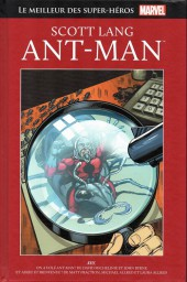 Marvel Comics : Le meilleur des Super-Héros - La collection (Hachette) -50- Scott lang - ant-man
