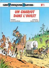Les tuniques Bleues -1e07- Un chariot dans l'ouest