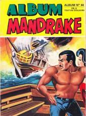 Mandrake (1re Série - Remparts) (Mondes Mystérieux - 1) -REC44- Album n° 44