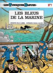 Les tuniques Bleues -7c1994- Les bleus de la marine