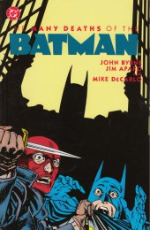 Batman Vol.1 (DC Comics - 1940) -INT- The many deaths of batman