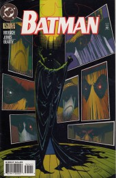 Batman Vol.1 (DC Comics - 1940) -524- Scarecrow part 2: Haunted houses of the head