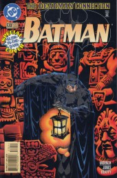 Batman Vol.1 (DC Comics - 1940) -530- The deadman connection part 1: Sweatof the sun, tears of the moon
