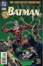 Batman Vol.1 (DC Comics - 1940) -531- The deadman connection part 2: Cult of the mummy