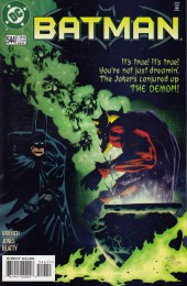 Batman Vol.1 (DC Comics - 1940) -544- Major arcana part one: Jokin' with Mister D.