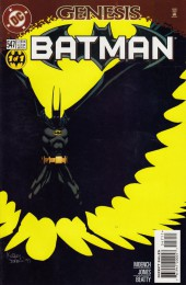 Batman Vol.1 (DC Comics - 1940) -547- Dark genesis