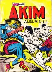 Akim (1re série) -Rec114- Album N°114 (du n°577 au n°580)