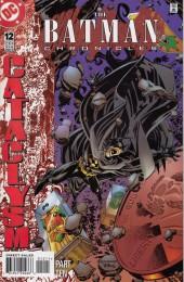 The batman Chronicles (1995) -12- Cataclysm part ten