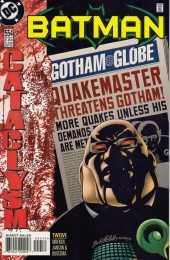 Batman (1940) -554- Cataclysm part twelve: Master of destruction