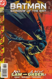 Batman: Shadow of the Bat (1992) -83- No law and a new order part two: Strategy