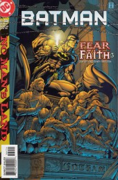 Batman (1940) -564- Fear of faith part three: Life in hell