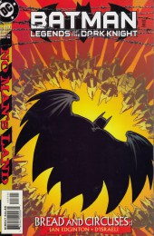 Batman: Legends of the Dark Knight (1989) -117- Bread and circuses part one