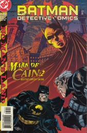 Detective Comics (1937) -734- Mark of Cain part two