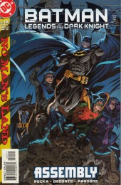 Batman: Legends of the Dark Knight (1989) -120- Assembly