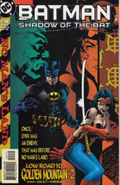 Batman: Shadow of the Bat (1992) -90- Low road to golden mountain part two