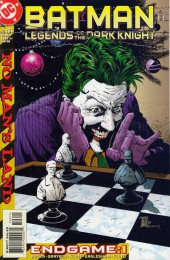 Batman: Legends of the Dark Knight (1989) -126- Endgame part one