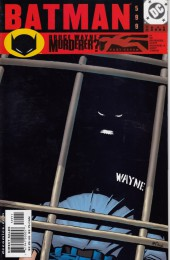 Batman Vol.1 (DC Comics - 1940) -599- Bruce wayne: Murderer? - From the inside out