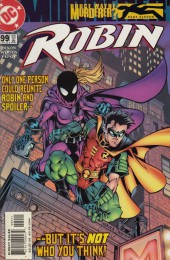 Robin (1993) -99- Bruce wayne: Murderer? - where the road ends