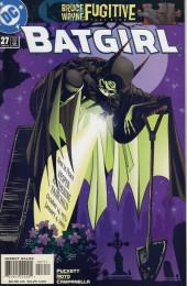 Batgirl (DC comics - 2000) -27- Bruce Wayne: Fugitive part 5