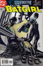 Batgirl (DC comics - 2000) -29- Bruce Wayne: Fugitive part 13