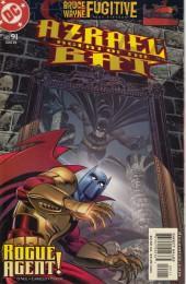 Azrael (1995) -91- Bruce Wayne: Fugitive part 15