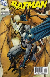 Batman Vol.1 (DC Comics - 1940) -656- Batman & son part 2: Man-bats of London