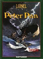 Peter Pan (Loisel) -3- Tempête