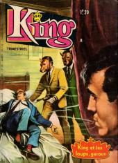 King (Arédit - 1re série) -8- King et les loups-garous