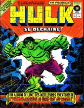 L'incroyable Hulk (Éditions Héritage) -101- Hulk se déchaîne