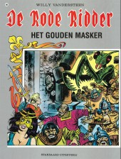 Rode Ridder (De) -160- Het gouden masker