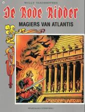 Rode Ridder (De) -165- Magiërs van atlantis