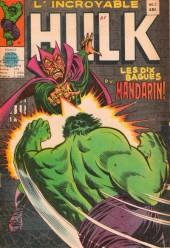 L'incroyable Hulk (Éditions Héritage) -2- les dix bagues du mandarin