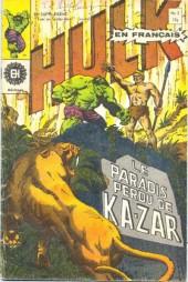 L'incroyable Hulk (Éditions Héritage) -3- le paradis perdu de ka-zar
