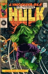 L'incroyable Hulk (Éditions Héritage) -5- traqué dans l'espace