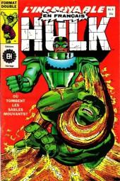 L'incroyable Hulk (Éditions Héritage) -6- ou tombent les sables mouvants