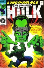 L'incroyable Hulk (Éditions Héritage) -7- voyez ! le leader vit