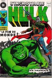 L'incroyable Hulk (Éditions Héritage) -8- la fin du monde
