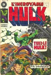 L'incroyable Hulk (Éditions Héritage) -9- tuez le hulk