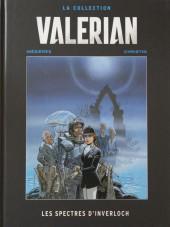 Valérian - La collection (Hachette) -11- Les Spectres d'Inverloch